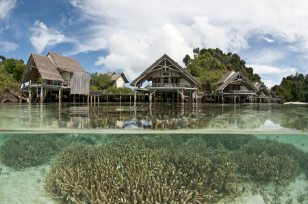 Misool Eco Resort :: Raja Ampat . Indonesia