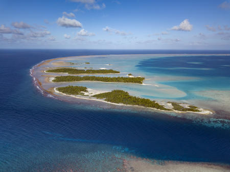 Fakarava South Pass :: French Polynesia
