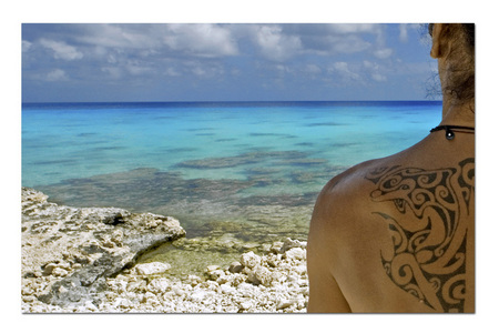 POLYNESIAN TATTOO :: Rangiroa . French Polynesia